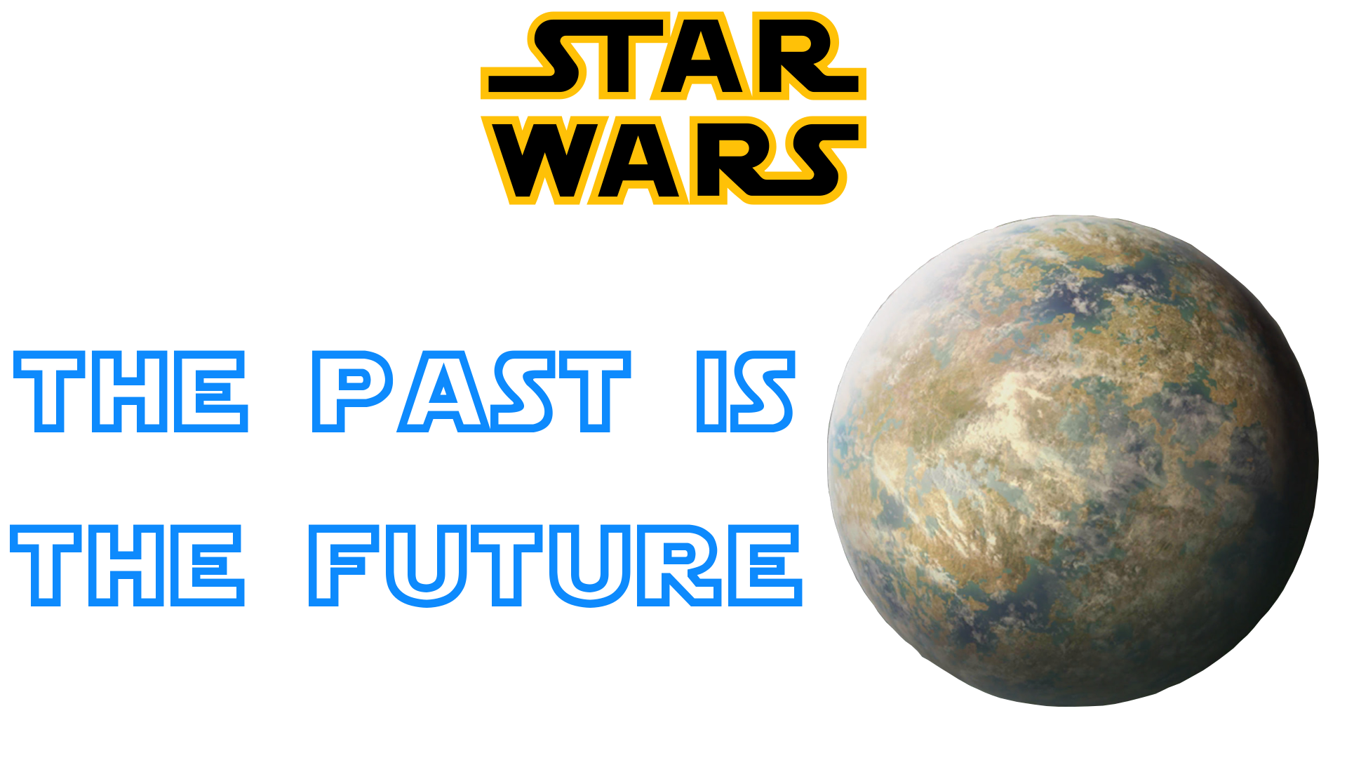 Scribe of Texas Star Wars Page Header