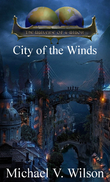 City of the Winds Cover