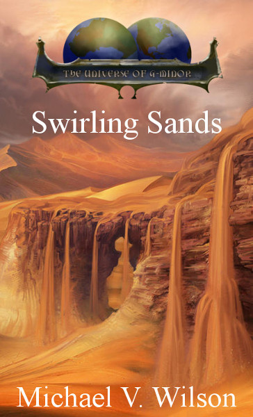 Swirling Sands Cover