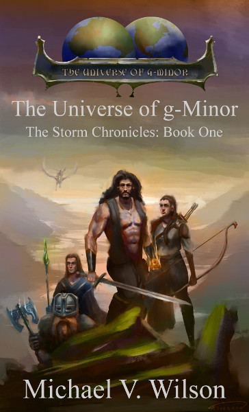 Preview First Few Chapters of The Universe of g-Minor for Free