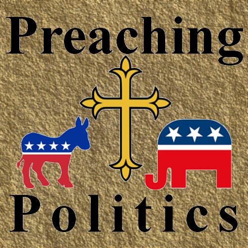 Scribe of Texas Preaching Politics