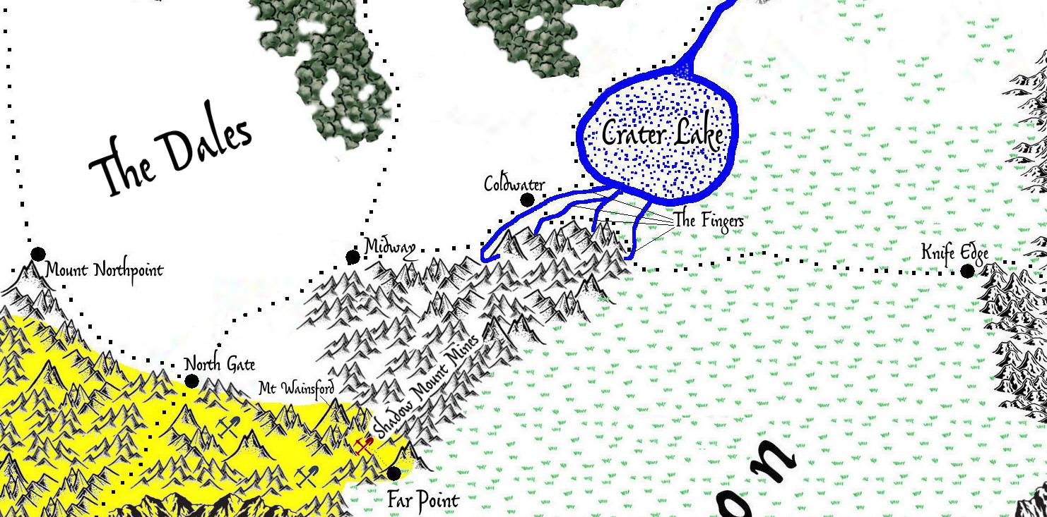 Map # 1