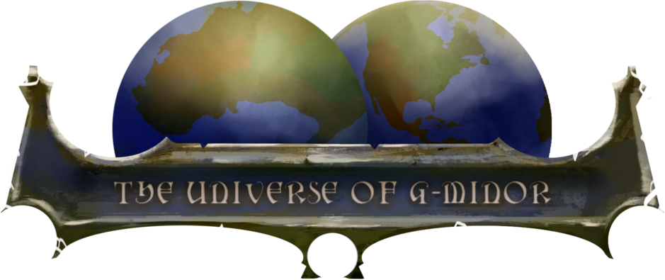 Universe of G-Minor Logo