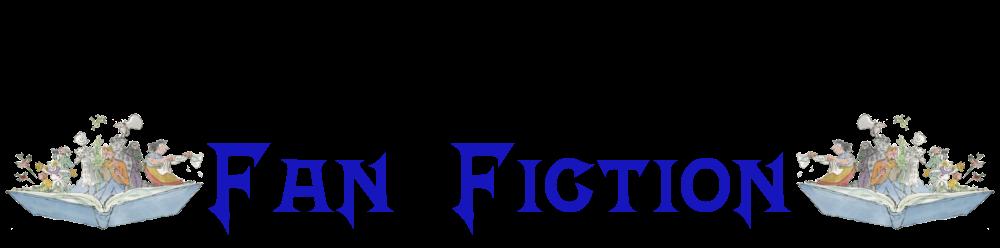 Fan Fiction Page Logo