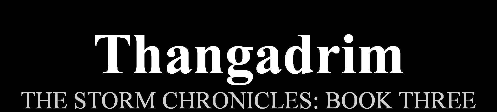 Universe of G-Minor - Thangadrim Title