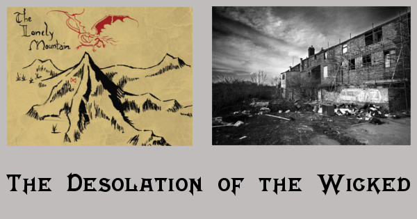 Scribe of Texas Preaching Politics - The Desolation of the Wicked