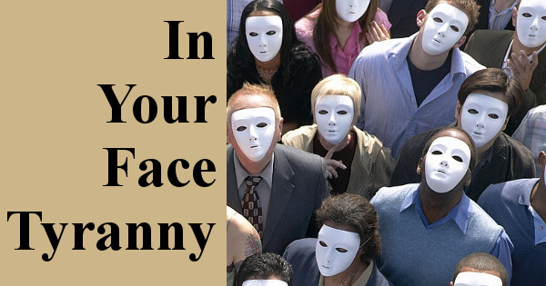 Scribe of Texas Preaching Politics - In Your Face Tyranny